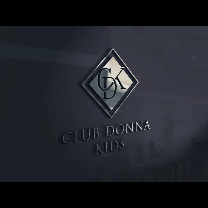 Club Donna Kids kurumsal logo tasarımı konusunda HR Bilişimi tercih etti. Yeni logosu hayırlı olsun