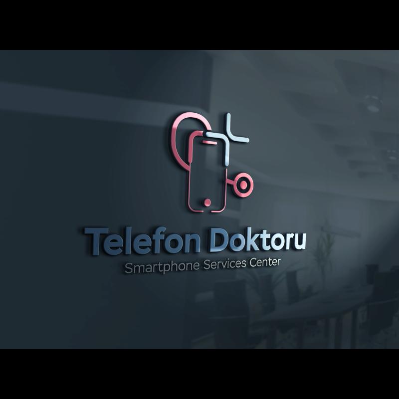 logo çalışmasını bitirmiş olduğumuz sektörün öncü tamir firmalarından telefon doktoru logo çalışması tarafımızca bitirip teslim edilmiştir